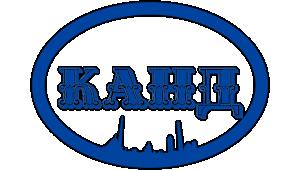 """Логотип """"Канд"""", разработанный и созданный дизайн-студией """"Сорока"""""""