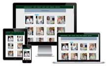 """Сайт Медицинского Центра """"Здоровье семьи"""", разработанный и созданный группой компаний """"Сорока"""""""