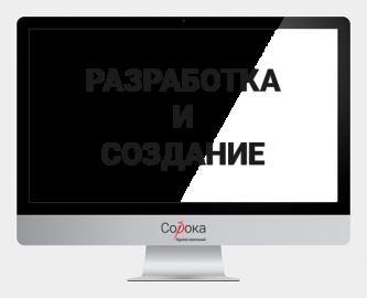 """Разработка и создание сайтов в digital-агентстве """"Сорока"""""""